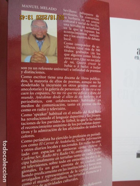 Libros de segunda mano: MI AMOR EN CASA , MANUEL MELADO - JIRONES DE AZUL 2009 - Foto 2 - 194348542