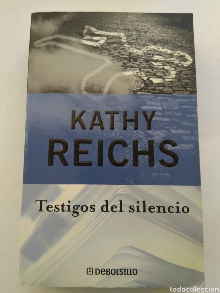 TESTIGOS DEL SILENCIO/KATHY TEICÇVVBV (Libros de Segunda Mano (posteriores a 1936) - Literatura - Narrativa - Erótica)