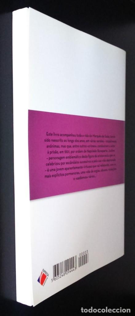 Libros de segunda mano: Justine de Marquês de Sade - Foto 7 - 195337398