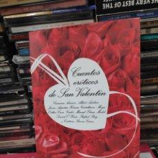 Livres d'occasion: CUENTOS ERÓTICOS DE SAN VALENTÍN. Lote 196267243