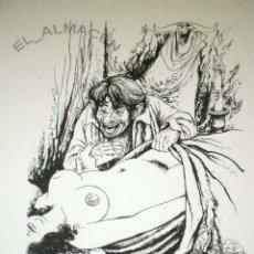 Libri di seconda mano: EL JARDÍN DE VENUS (SAMANIEGO + LORENZO GOÑI ) EDICIÓN LUJO HELIODORO 1977. ED. NUMERADA. SIN USAR. Lote 196505658