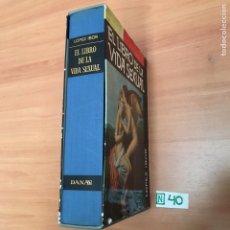 Libros de segunda mano: EL LIBRO DE LA VIDA SEXUAL. Lote 196945830