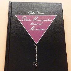 Libros de segunda mano: DIEZ MANZANITAS TIENE EL MANZANO - OFELIA DRACS - LA SONRISA VERTICAL Nº 16 - 1984 - NUEVO. Lote 197374952