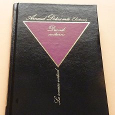 Livres d'occasion: DUENDE NOCTURNO - ARNAUD DELACOMTÉ - LA SONRISA VERTICAL Nº 50 -1984 - NUEVO. Lote 197423062