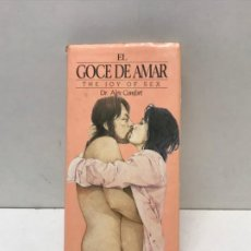 Libros de segunda mano: EL GOCE DE AMAR. Lote 197497798