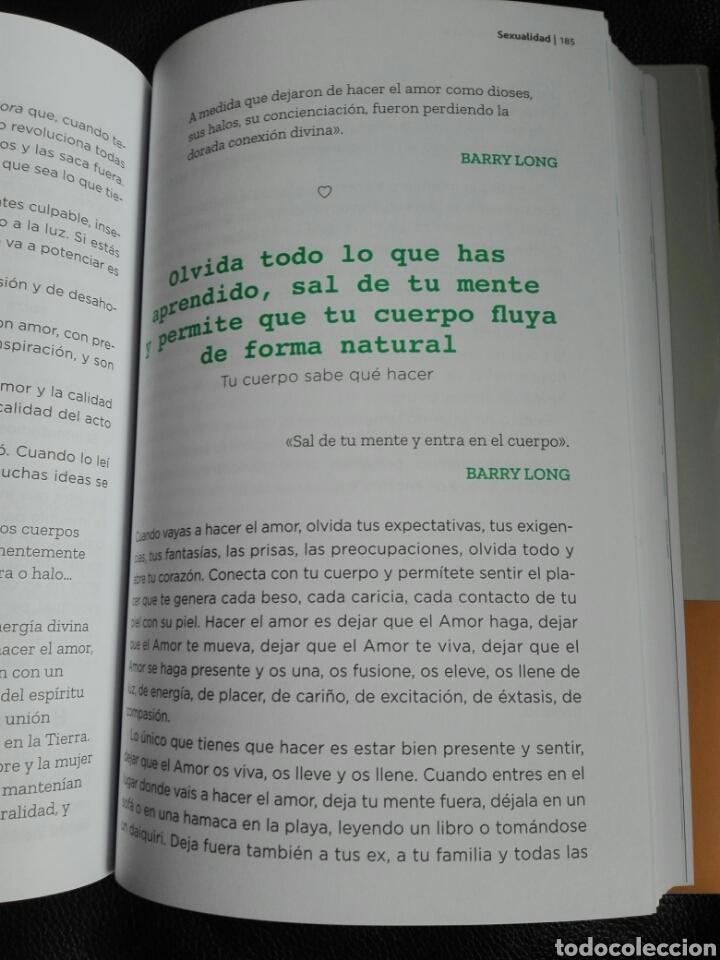 Libros de segunda mano: Naciste para disfrutar Sexualidad espiritualidad y relaciones conscientes Rut Nieves Libro nuevo - Foto 5 - 198137976