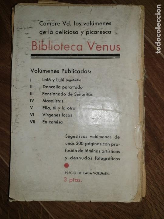 Libros de segunda mano: Ananga-Ranga o Sagradas escrituras de Cupido. Kalyana Maya. Biblioteca Venus - Foto 2 - 198611208