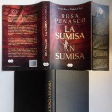 Livros em segunda mão: LA SUMISA INSUMISA, DE ROSA PEÑASCO. Lote 198859028