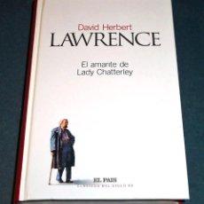 Libros de segunda mano: LIBRO EL AMANTE DE LADY CHATTERLEY, DE DAVID HERBERT LAWRENCE. Lote 199454621