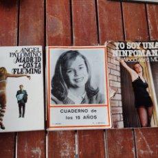 Libros de segunda mano: LOTE DE 3 LIBROS, LOS DE LA FOTO. Lote 199950125
