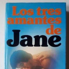 Libri di seconda mano: LIBRO LOS TRES AMANTES DE JANE. Lote 205534092