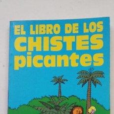 Libros de segunda mano: EL LIBRO DE LOS CHISTES PICANTES. EDITORIAL DE VECCHI. TDK181. Lote 206463435