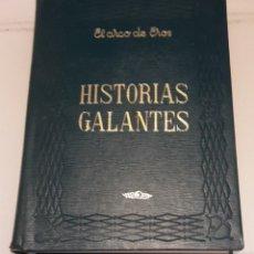 Libros de segunda mano: HISTORIAS GALANTES. COLECCIÓN EL ARCO DE EROS. EDAF. MADRID,1966. Lote 206463656