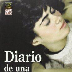 Libros de segunda mano: DIARIO DE UNA ADOLESCENTE (PHOEBE GLOECKNER) NOVELA GRÁFICA. Lote 206542170