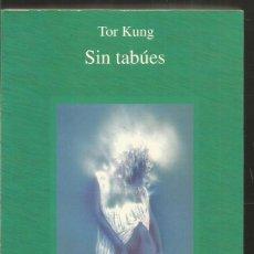 Livres d'occasion: TOR KUNG. SIN TABUES. ALCOR. LA FUENTE DE JADE. Lote 207230313