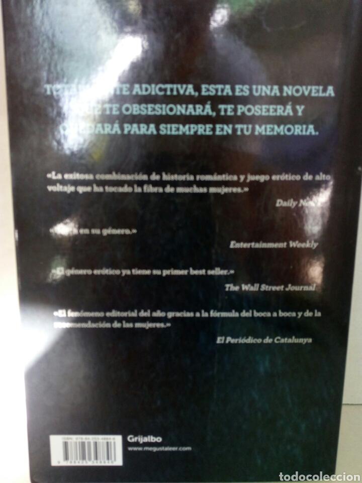 Libros de segunda mano: Cincuenta sombras más oscuras II E.L. James - Foto 2 - 208170048