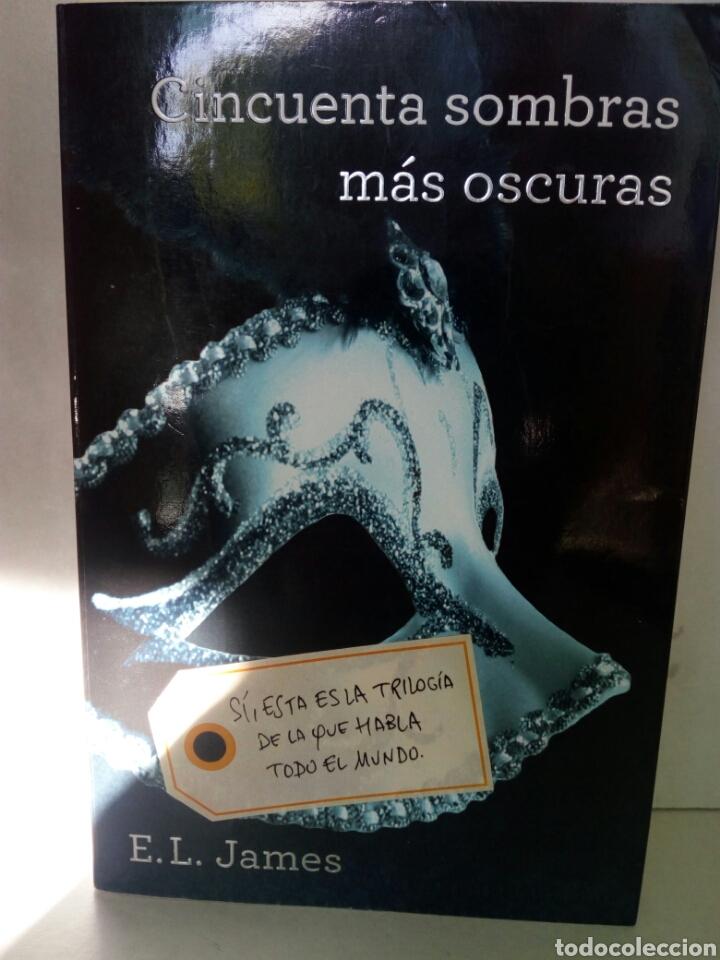 CINCUENTA SOMBRAS MÁS OSCURAS II E.L. JAMES (Libros de Segunda Mano (posteriores a 1936) - Literatura - Narrativa - Erótica)