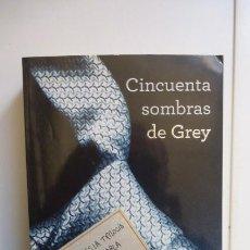 Libros de segunda mano: CINCUENTA SOMBRAS DE GREY... E.L. JAMES... Lote 208892023
