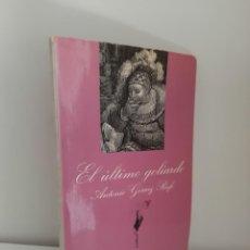 Libros de segunda mano: EL MAL DE LA MUERTE, MARGUERITE DURAS, NOVELA EROTICA, TUSQUETS EDITORES, 1984. Lote 210028036