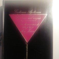 Libros de segunda mano: LAS ONCE MIL VERGAS APOLLINAIRE. Lote 210560987