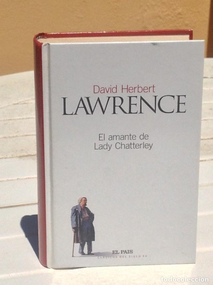 D H LAWRENCE: EL AMANTE DE LADY CHATTERLEY (Libros de Segunda Mano (posteriores a 1936) - Literatura - Narrativa - Erótica)