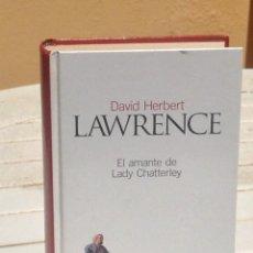 Libros de segunda mano: D H LAWRENCE: EL AMANTE DE LADY CHATTERLEY. Lote 210768665