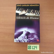 Libros de segunda mano: SILENCIO DE BLANCA. Lote 211451322