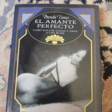 Libros de segunda mano: EL AMANTE PERFECTO DE BRENDA VENUS. Lote 215493376