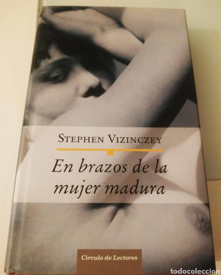 STEPHEN VIZINCZEY EN BRAZOS DE LA MUJER MADURA (Libros de Segunda Mano (posteriores a 1936) - Literatura - Narrativa - Erótica)