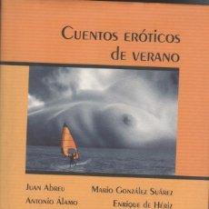 Libros de segunda mano: CUENTOS ERÓTICOS DE VERANO. Lote 217934346
