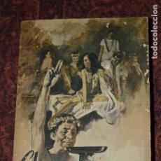 Libros de segunda mano: LIBRO EL SATIRICÓN DE PETRONIO EDICIONES RODEGAR 1971. Lote 218406385