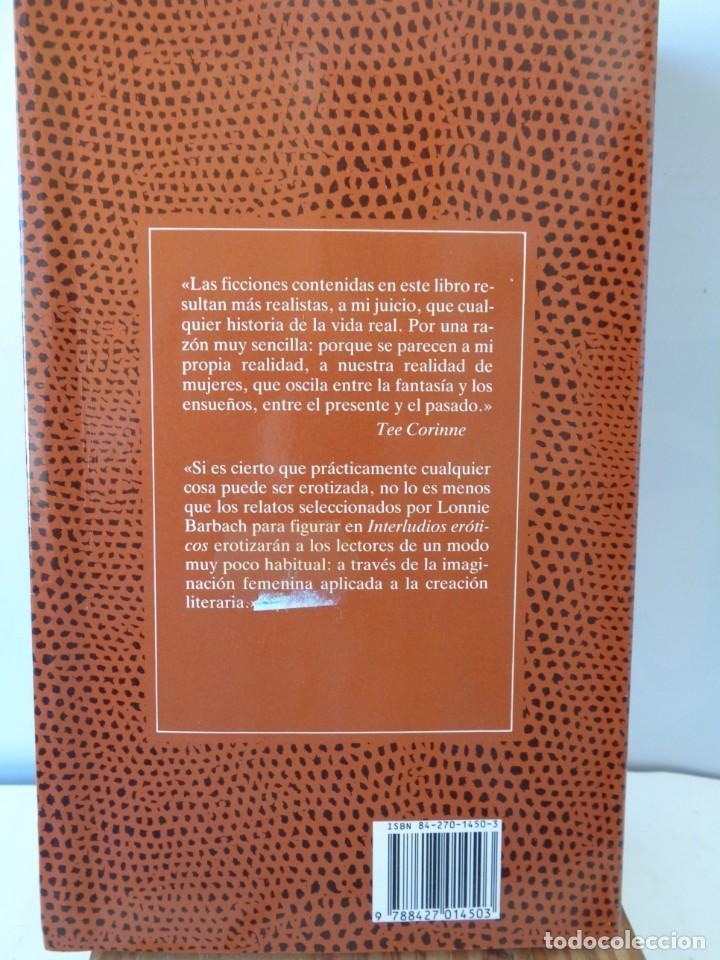 Libros de segunda mano: ¡¡ EROTISMO: EL PLACER DE AMAR Y INTERLUDIOS EROTICOS. !! - Foto 3 - 221768548