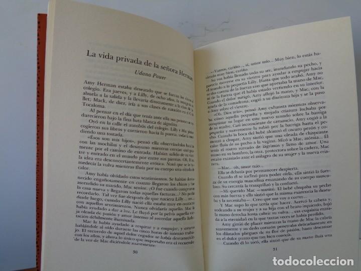 Libros de segunda mano: ¡¡ EROTISMO: EL PLACER DE AMAR Y INTERLUDIOS EROTICOS. !! - Foto 7 - 221768548
