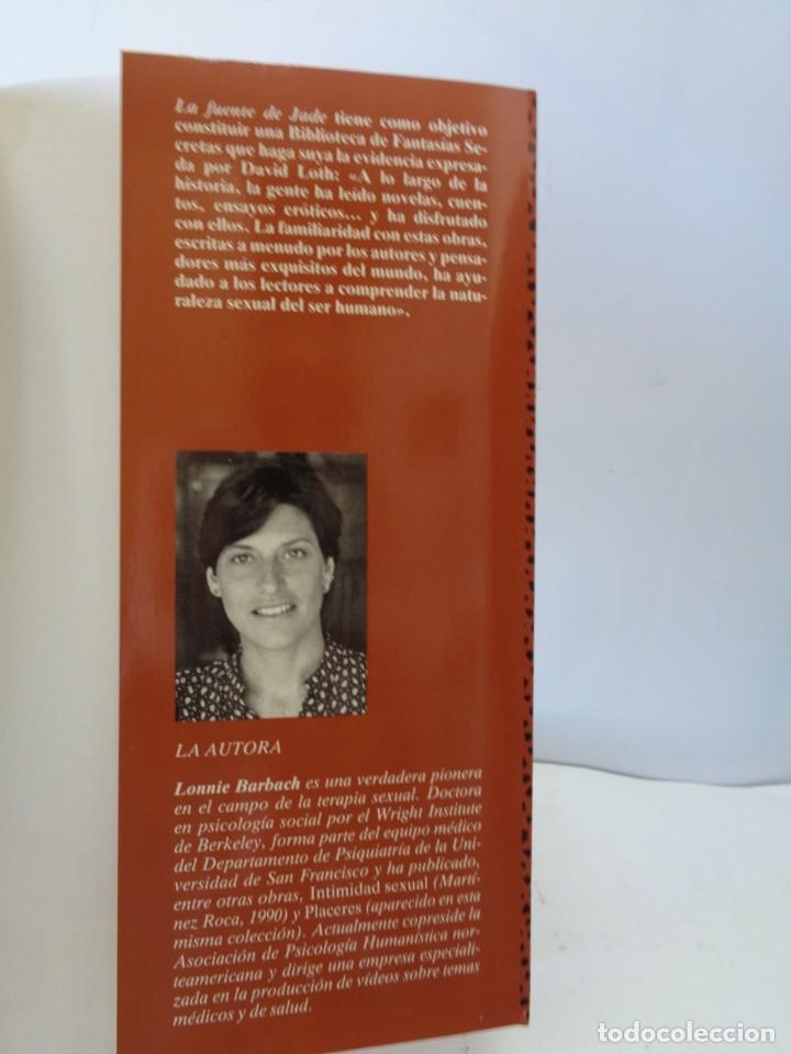 Libros de segunda mano: ¡¡ EROTISMO: EL PLACER DE AMAR Y INTERLUDIOS EROTICOS. !! - Foto 8 - 221768548