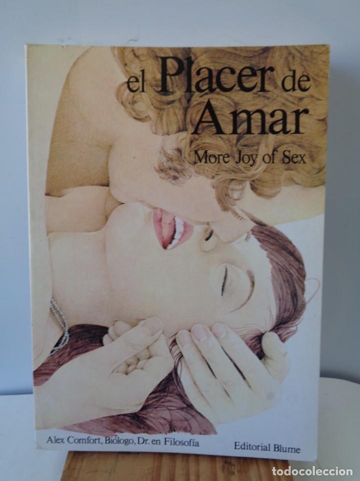 Libros de segunda mano: ¡¡ EROTISMO: EL PLACER DE AMAR Y INTERLUDIOS EROTICOS. !! - Foto 9 - 221768548