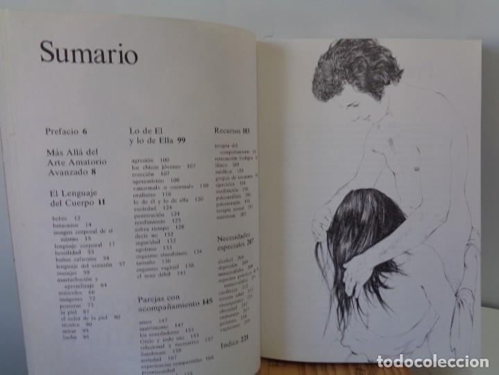 Libros de segunda mano: ¡¡ EROTISMO: EL PLACER DE AMAR Y INTERLUDIOS EROTICOS. !! - Foto 11 - 221768548