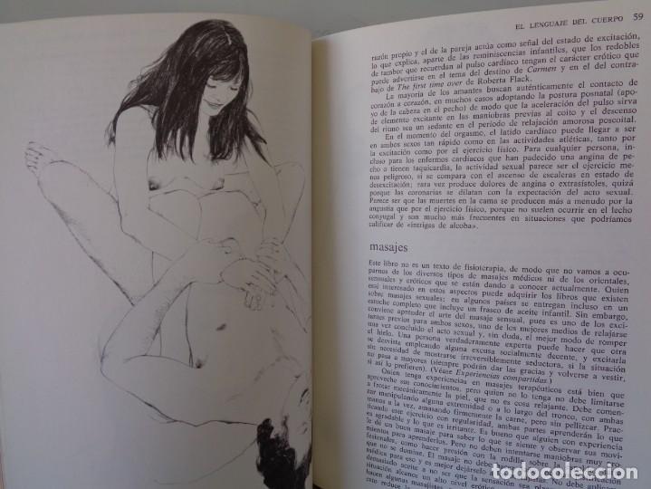 Libros de segunda mano: ¡¡ EROTISMO: EL PLACER DE AMAR Y INTERLUDIOS EROTICOS. !! - Foto 22 - 221768548