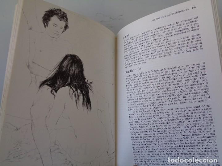 Libros de segunda mano: ¡¡ EROTISMO: EL PLACER DE AMAR Y INTERLUDIOS EROTICOS. !! - Foto 24 - 221768548