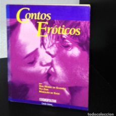 Libros de segunda mano: CONTOS ERÓTICOS. Lote 222082583