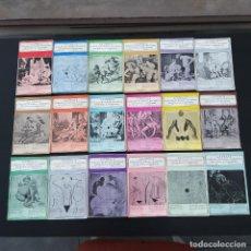 Libros de segunda mano: LA PERLA. EDICIONES POLEN. COLECCIÓN COMPLETA DE LECTURAS SICALÍPTICAS, SARCÁSTICAS Y VOLUPTUOSAS.. Lote 226086575