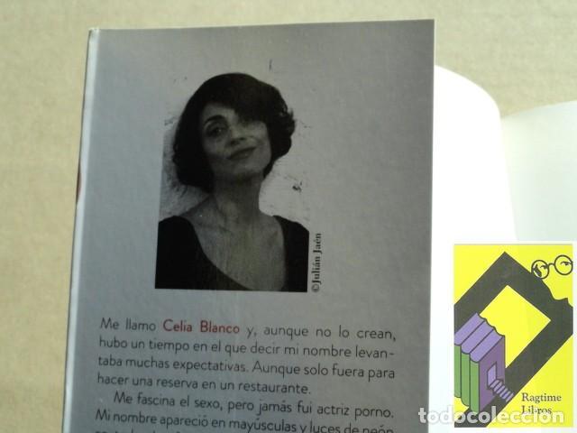 Libros de segunda mano: BLANCO, Celia: Con dos tacones. ... - Foto 2 - 226954385