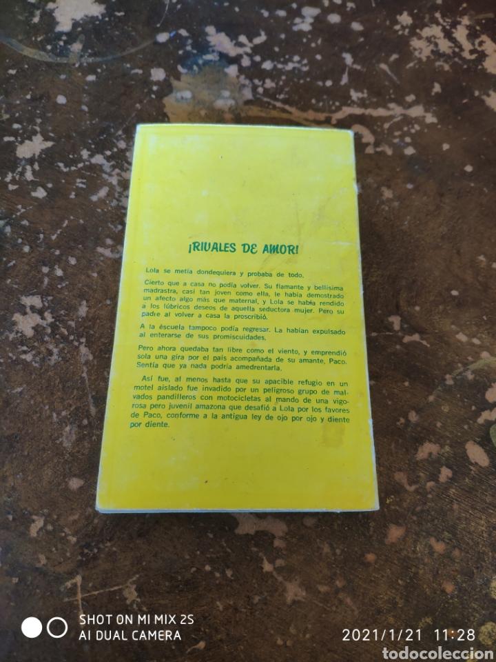 Libros de segunda mano: COLECCION PIMIENTA N° 203-A: RUMBO AL INFIERNO (ROGELIO A. RIOS) - Foto 2 - 236318700