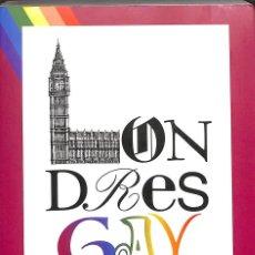 Libros de segunda mano: LONDRES GAY. Lote 236361330
