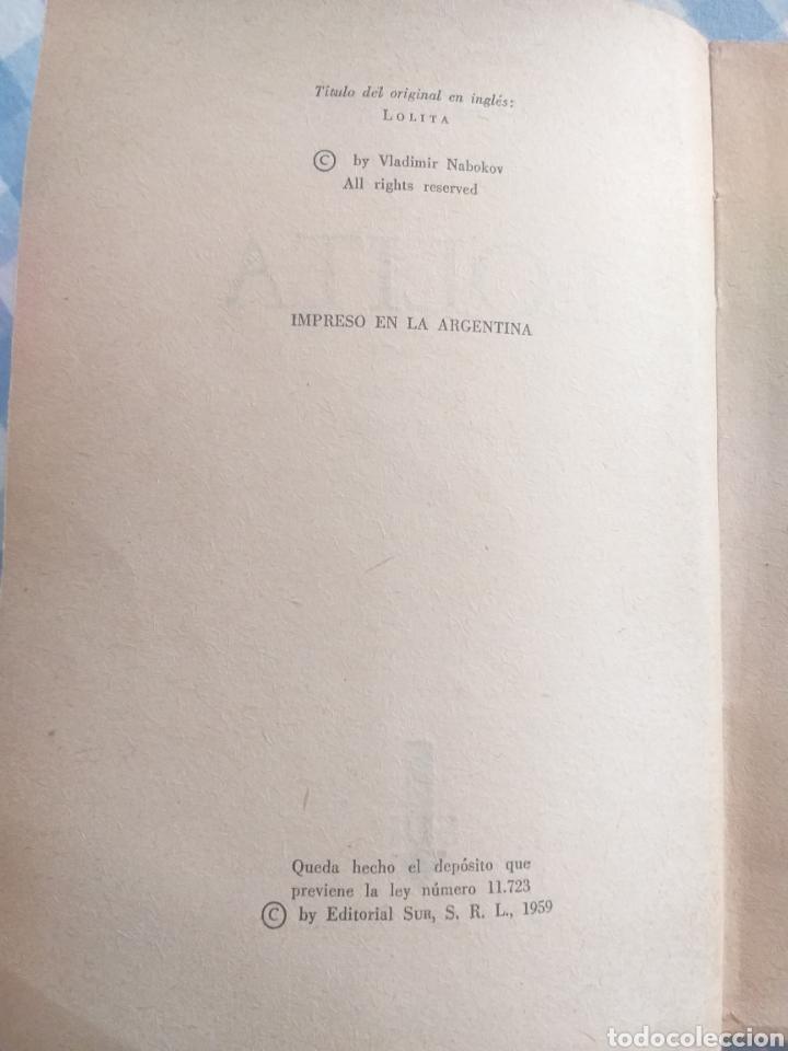 Libros de segunda mano: Lolita - Foto 2 - 241002310