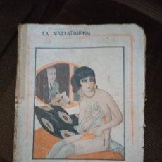 Libros de segunda mano: LA DONCELLITA DESDONCELLADA. LEÓN, EVA. LA NOVELA PASIONAL. PRENSA MODERNA. MADRID, AÑOS 20. Lote 243176870