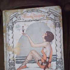 Libros de segunda mano: CON CUATRO JACAS CASTAÑAS... G. OLMEDILLA, J. LA NOVELA EXQUISITA. AÑOS 20. Lote 243182090