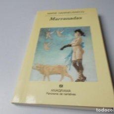 Libros de segunda mano: MARRANADAS MARIE DARRIEUSSECQ. Lote 243546030