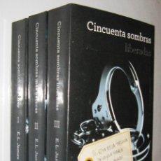 Libros de segunda mano: CINCUENTA SOMBRAS DE GREY - E. L. JAMES. Lote 243974820