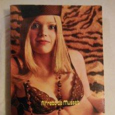 Libros de segunda mano: GAMIANI. CUENTOS EROTICOS FRANCESES. 1978 ALFREDO DE MUSSET. Lote 245166685