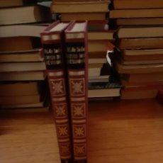 Libros de segunda mano: MARQUÉS DE SADE, LOS 120 DÍAS DE SODOMA, 2 VOLÚMENES, PETRONIO, BARCELONA, 1977. Lote 245481480